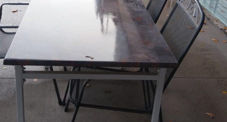 Verzalit Masa 140 x 80 cm