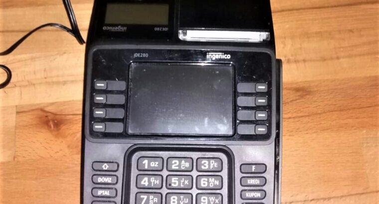 Satılık İkinci El Masaüstü POS Cihazı