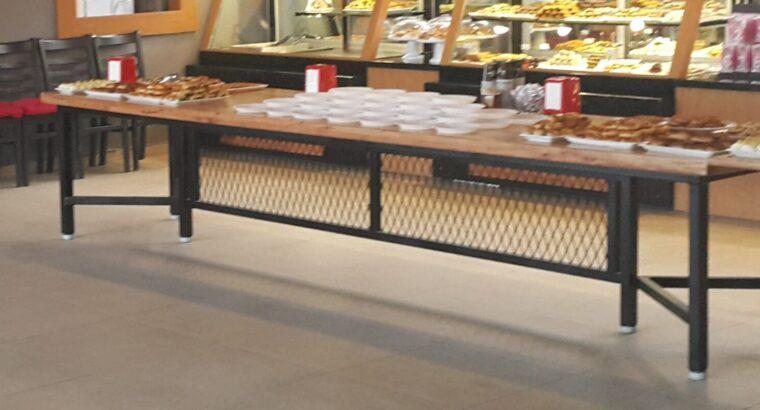 Uzun Masa 360 x80 cm