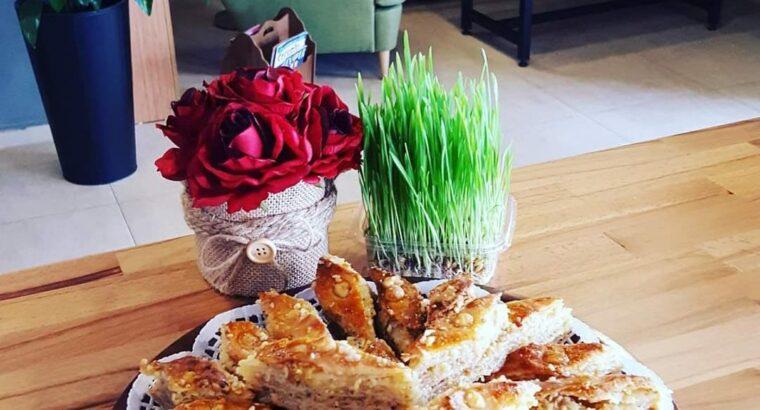 Ev Yapımı Azerbaycan Tatlıları