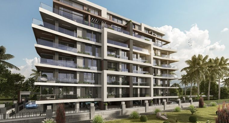 Kıbrıs İskele Long Beach Satılık 2+1 Binada Dubleks