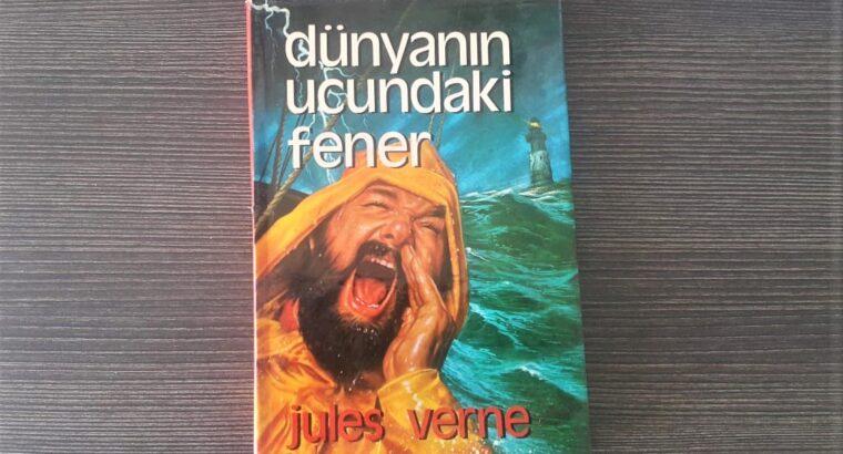 Dünyanın Ucundaki Fener, Jules Verne, Baskı 1978