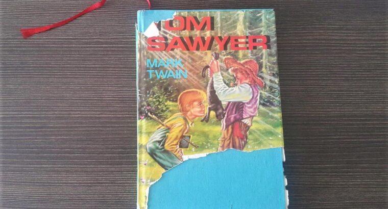 Tom Sawyer, Mark Twain, Baskı 1974